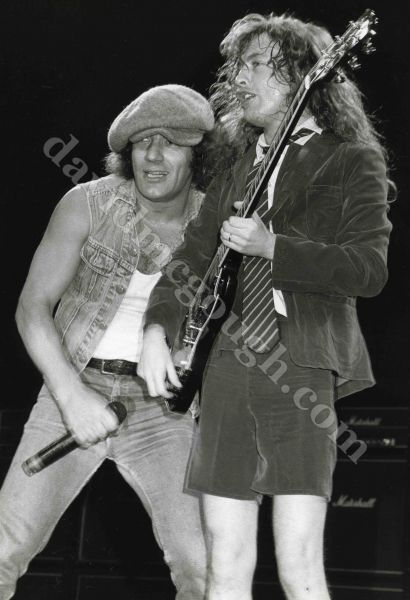 ACDC,  Brian Johnson and Angus Young on stage in Los Angeles 1985 LA.jpg