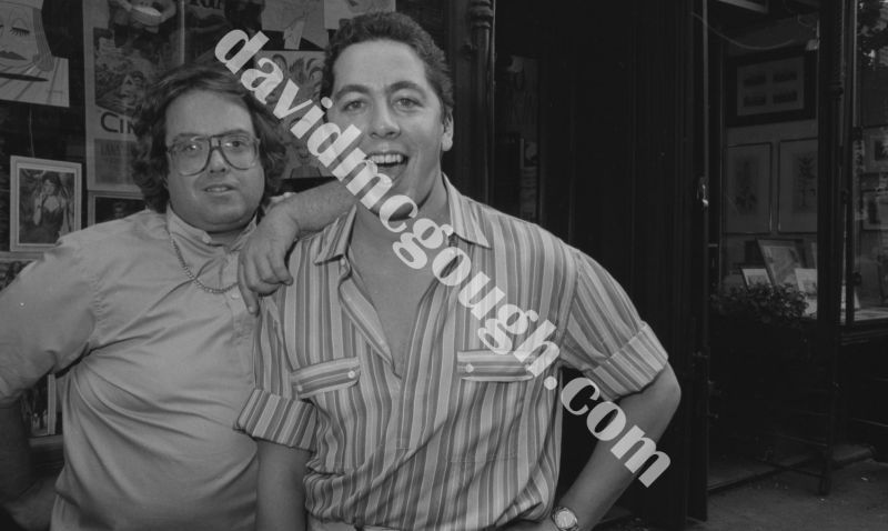 Allan Carr and Jacques Morali 1979, NY.jpg