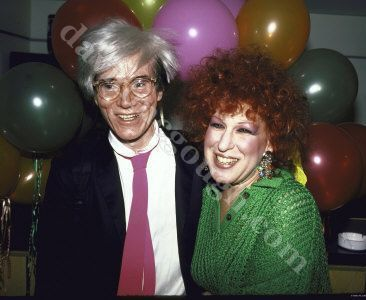 Andy Warhol, Bette Midler  NYC.jpg