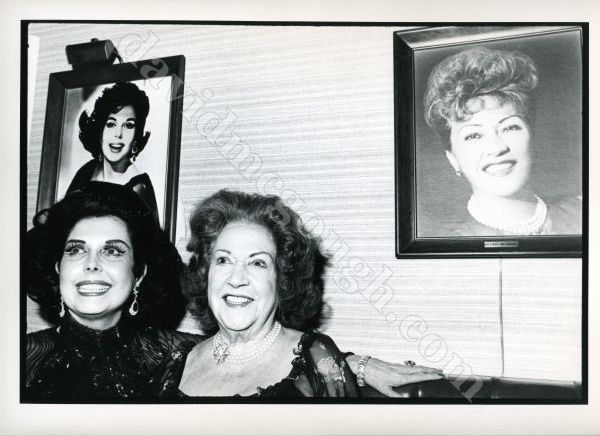 Ann Miller, Ethyl Merman  1979.jpg