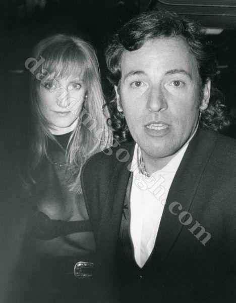 Bruce Springsteen Divorce