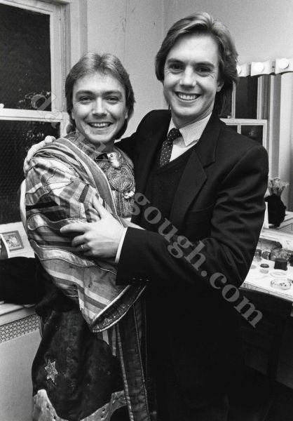 David  Shaun Cassidy 1983 NYC jpgShaun Cassidy And David Cassidy