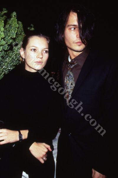 Johnny Depp, Kate Moss...