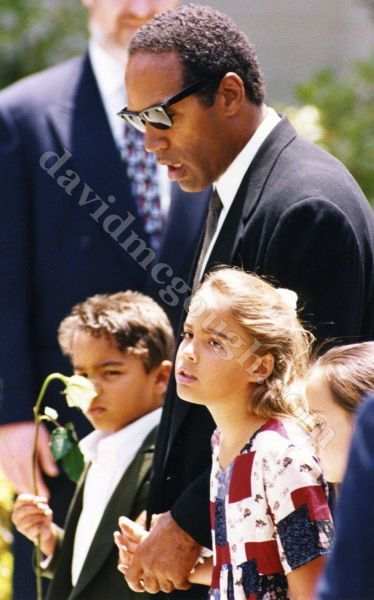 contact back to photos oj simpson children 1994 la jpg