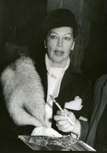 davidmcgough .:. photography Ava Gardner 1989