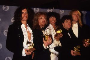 Aerosmith at Grammy Awards, 1.jpg