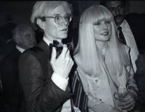 Andy Warhol, Debbie Harry , Blondie 1982, NY 7.jpg