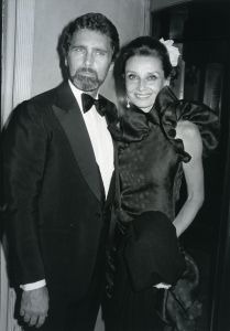 Audrey Hepburn and Rob Wolders 1982, NY 7.jpg