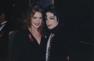 Michael Jackson and Brooke Shields 1993, Los Angeles.jpg