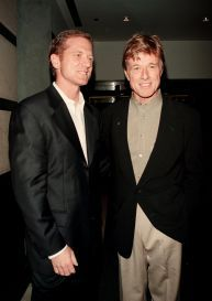 Robert Redford, son, James.jpg
