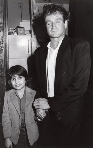 Robin Williams and Angelo 1981, NYC.jpg