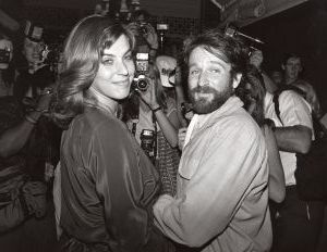 Robin Williams and wife, Valerie 1983, NY 7.jpg