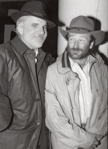 Steve Martin and Robin Williams 1988, NYC.jpg