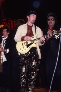 U2 The Edge, Keith Richards, Little Richard 1992 NYC.jpg