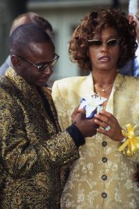 Whitney Houston, Bobby Brown, NYC. 2.jpg