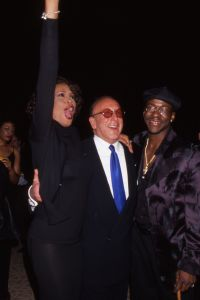 Whitney Houston, Clive Davis, Bobby.jpg