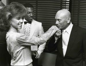 Yul Brynner, Vanessa Williams, Eddie Murphy 1984 NYC.jpg